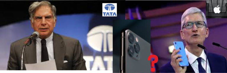 Tata Group To Boost Future Iphone Production in India !