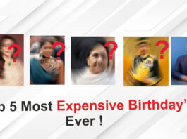 Most Expensive Birthday Party In History -Top 5 !