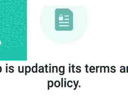 WhatsApp Latest Terms And Privacy Policy Update