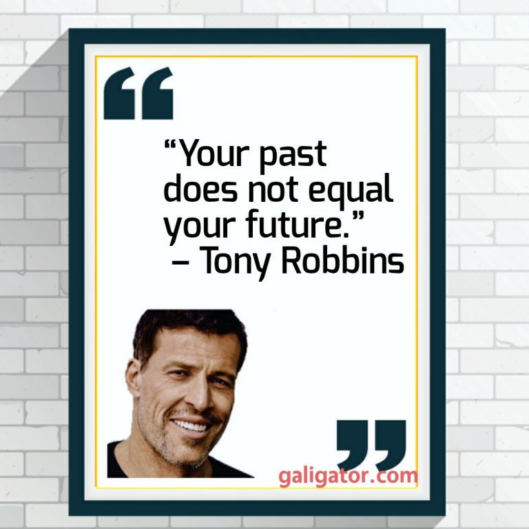 13 Tony Robbins Motivational Quotes | In English-Hindi | Quotes Images