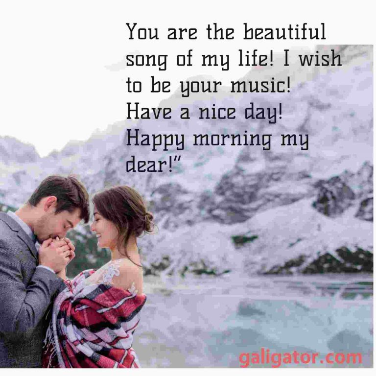 226+ Good Morning Touching Warm Heart Melting Love Quotes